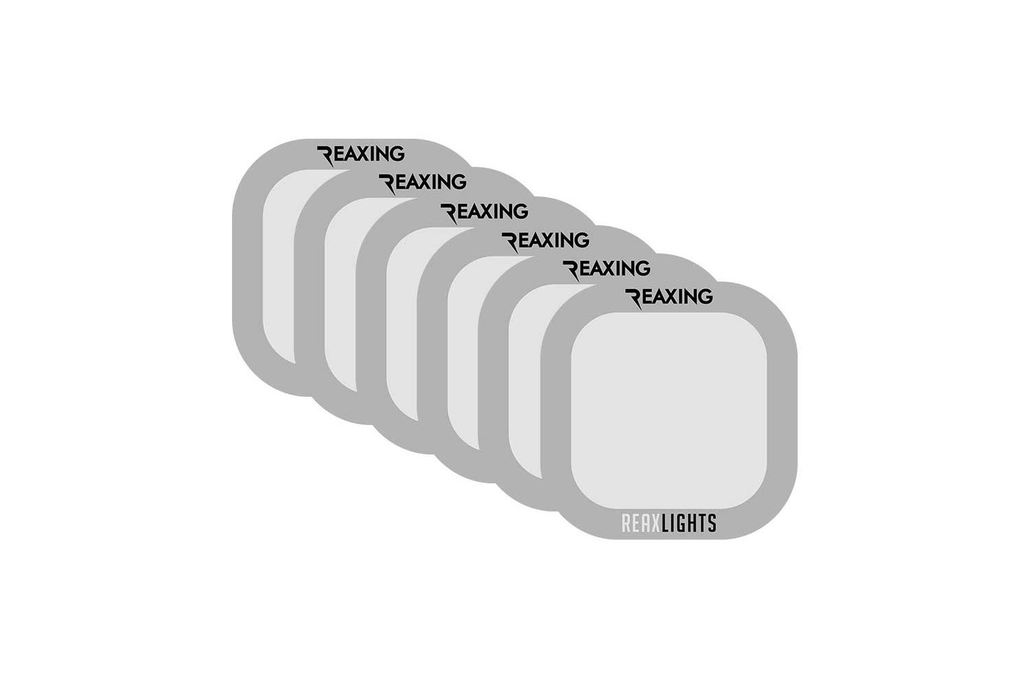 RX1406 Reax Marker Sticker 6 Pack