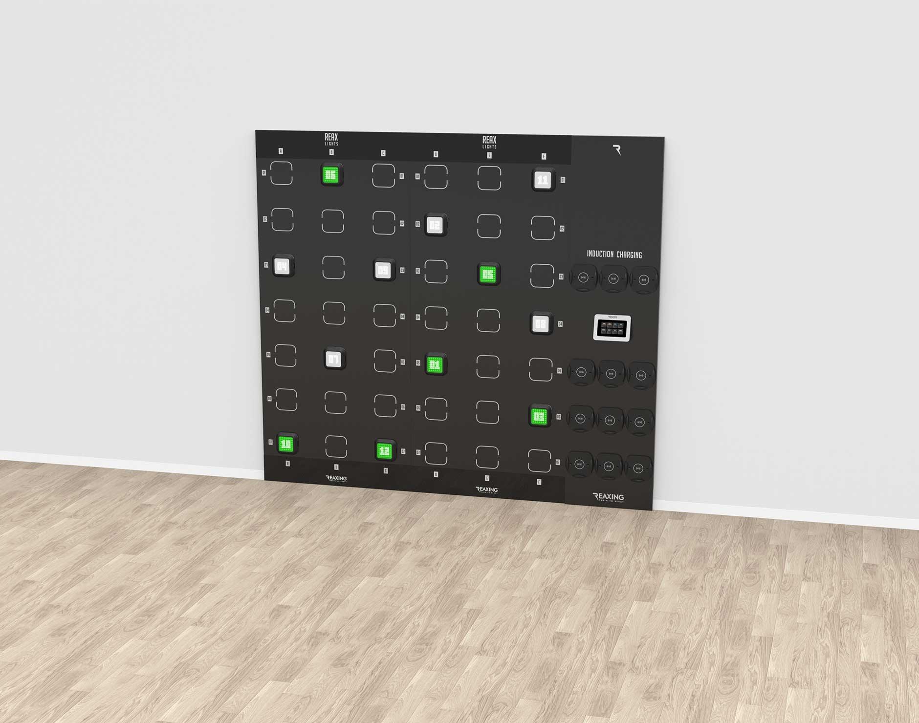 Panel Configuratie 1