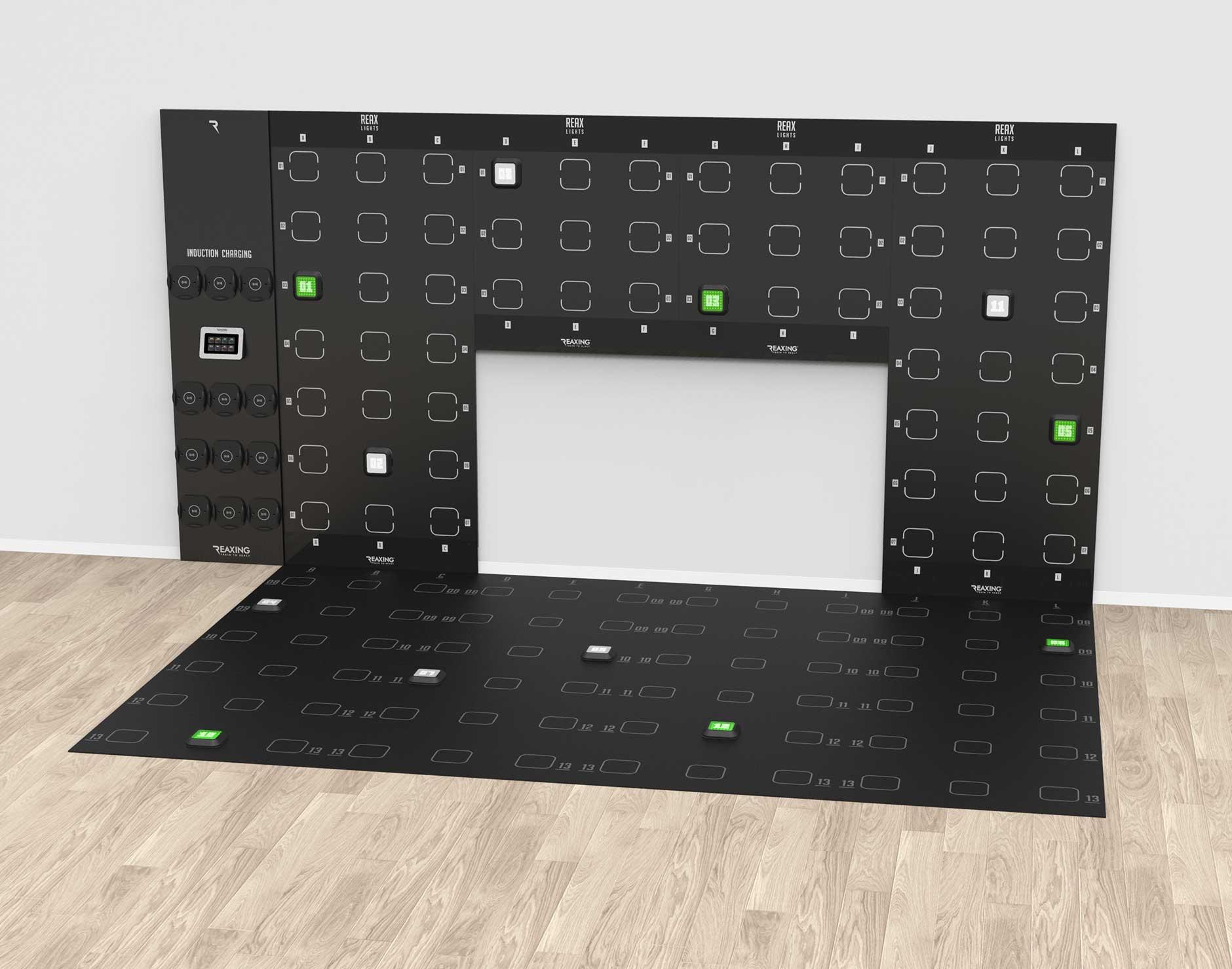 Panel Configuratie 8